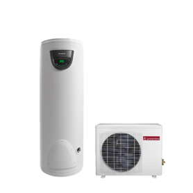 Ariston Nuos Split Flex Ft 200 200 Lt Scaldacqua Pompa Di Calore Monoblocco Split A Pavimento