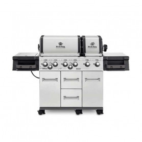 Broil King Imperial XLS 690 Pro Barbecue a Gas Linea Dual Tube
