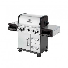 Broil King Imperial 590 Pro Barbecue a Gas Linea Dual Tube