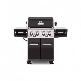 Broil King Regal 490 NERO Barbecue a Gas Linea Dual Tube