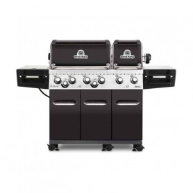 Broil King Regal XL 690 NERO Barbecue a Gas Linea Dual Tube