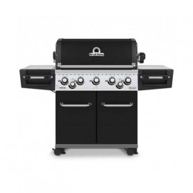 Broil King Regal 590 NERO Barbecue a Gas Linea Dual Tube