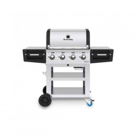 Broil King Regal S420 Commercial Barbecue a Gas Linea Dual Tube