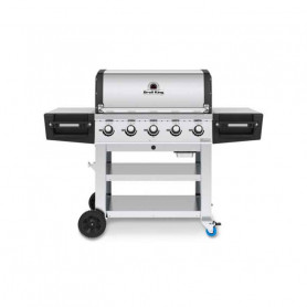 Broil King Regal S520 Commercial Barbecue a Gas Linea Dual Tube