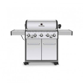 Broil King Baron S590 INOX Barbecue a Gas Linea Dual Tube