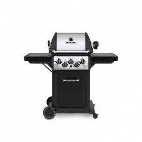 Broil King Monarch 390 Barbecue a Gas Linea Dual Tube