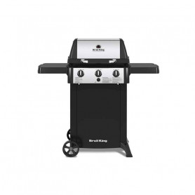 Broil King Gem 330 Barbecue a Gas Linea Single Tube