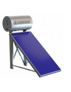 Cordivari Sistema Termico Solare Panarea V21W 150 Lt /5 Kit Universale Circolazione Naturale N. 1 collettori