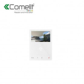 COMELIT MONITOR MINI HANDSFREE BIANCO