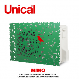 UNICAL COVER UNITA' ESTERNA MIMO GREEN