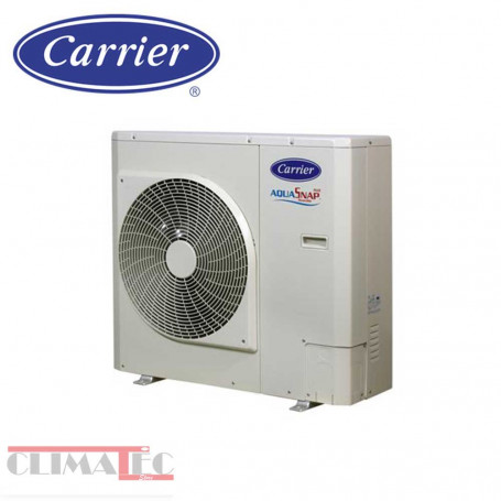 Carrier Mini Chiller 30AWH006HD Aquasnap Plus Inverter Monoblocco Pompa di Calore con Modulo Idronico Kw  6,0 con Gas R410