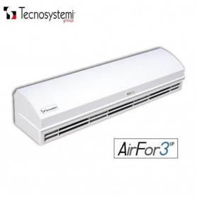 BARRIERA D'ARIA CON ASPIRAZIONE SUPERIORE 1500 MM AIRFOR 3 UP