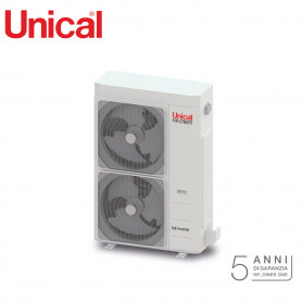 UNICAL POMPA DI CALORE INVERTER HP OWER ONE 160 KW 16,0