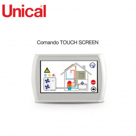 UNICAL COMANDO REMOTO TOUCH SCREEN