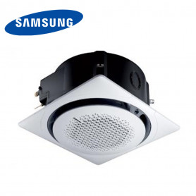 SAMSUNG INTERNA CASSETTA 360° FANCOIL CHILLER (ACQUA)  HP 2,5 KW 7,2