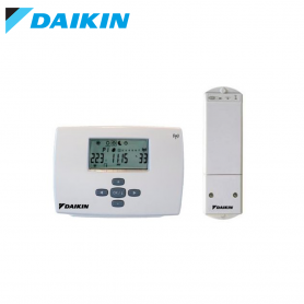 DAIKIN TERMOSTATO AMBIENTE WIRELESS   IN WALL HYBRID DA ABBINARE AL CONTROL BOX